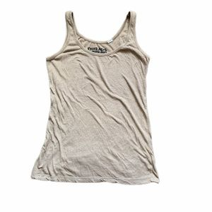Light brown tank top